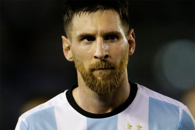 Leo Messi envió su descargo antes de la dura sanción que le otorgó la Fifa.