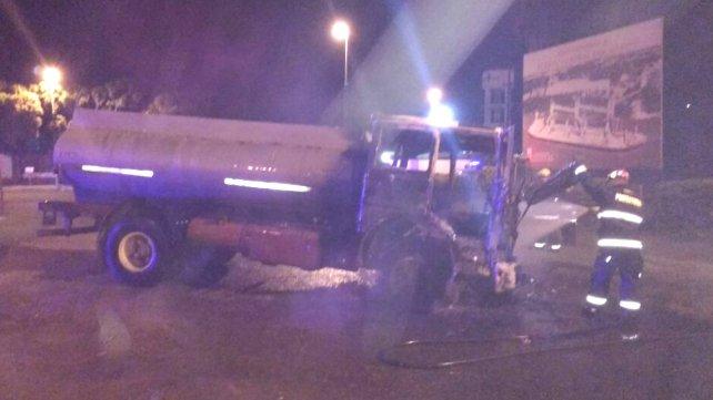 Un camionero arrolló un piquete y mató a un manifestante