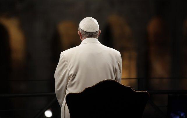 El Papa evitará a políticos argentinos por las elecciones