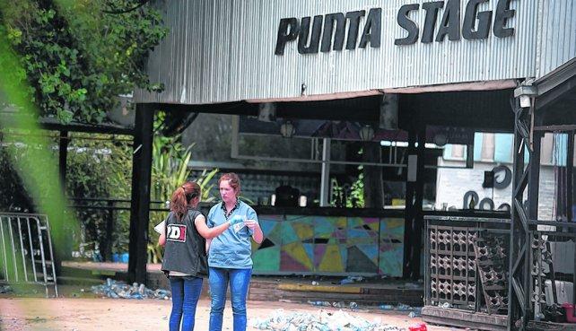 <b> Noche trágica. </b>El titular de la firma que explotaba el boliche Punta Stage es el cuarto detenido en la causa.