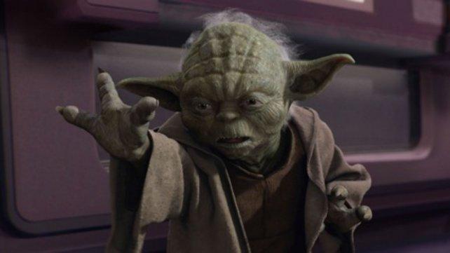 Yoda, una leyenda Jedi.
