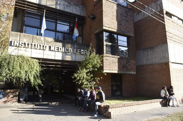 El cadáver de la víctima fue derivado al Instituto Médico Legal.