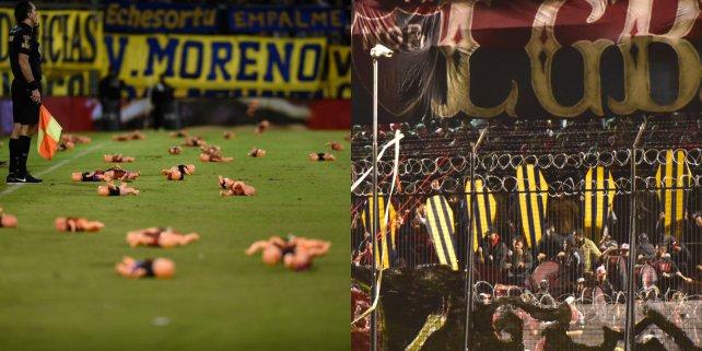 Los episodios ocurrido en el estadio de Central ante Racing y en la cancha de Newell's en el Banderazo podría acarrear sanciones para ambos.