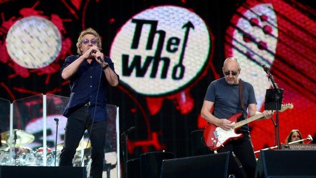 The Who, una de las leyendas de los 60.