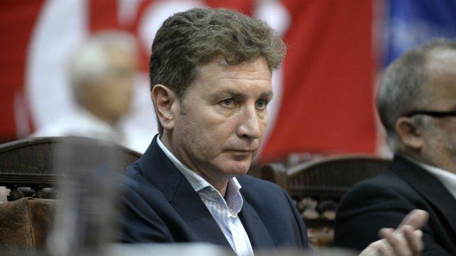 Horacio Ghirardi, presidente de la Comisión de Planeamiento del Concejo.