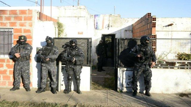 Dos de los procedimientos fueron realizados en Lavallén al 2700 y en Polledo al 2800.