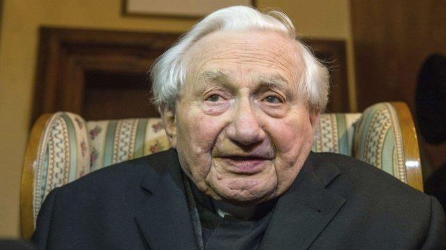 Georg Ratzinger dirigió el coro entre 1964 y 1994.