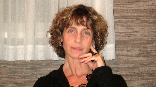 La psicoanalista y magister en pareja y familia Cora Rozenzvit.