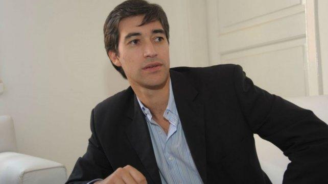 Adrián Pérez,secretario de Asuntos Políticos del Ministerio del Interior.