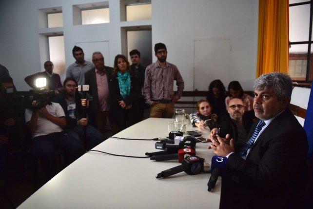 Jorge Baclini brindó detalles sobre la situación del exfiscal
