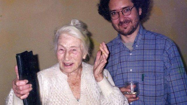 Leticia Cossettini y Mario Piazza.
