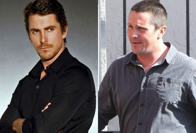 El nuevo Christian Bale está muy lejos de ese sexy 'Batman'