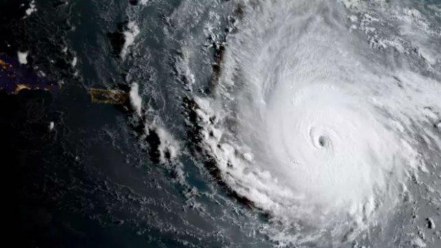 Irma deja 2 muertos en islas del Caribe