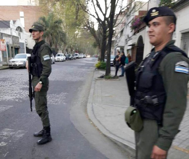 Canicoba Corral se declaró incompetente para investigar al Gobierno — Maldonado