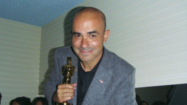 """En 2010 """"El secreto de sus ojos"""" ganó un Oscar. Sacheri escribió la novela y junto a Campanella el guión."""
