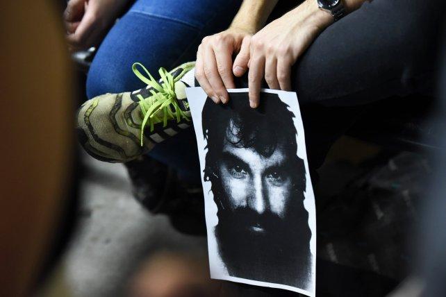 Santiago Maldonado desapareció el 1 de agosto.