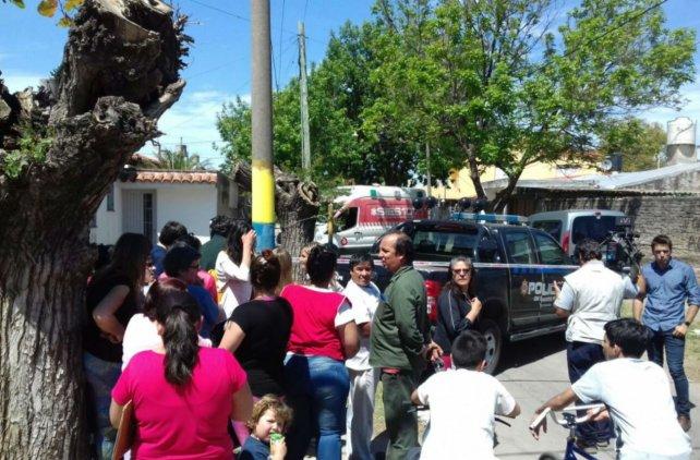 Los vecinos de la zona de Villarino y Nahuel Huapi no salían del asombro al enterarse del doble crimen.